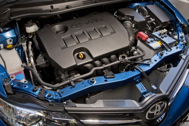 Замена масла в двигателе тойота королла 2017