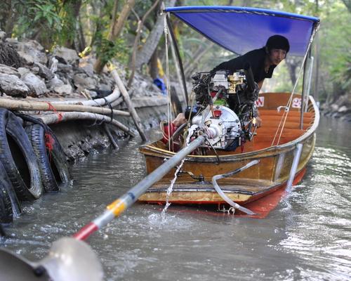 лодка в тайланде - фото 11
